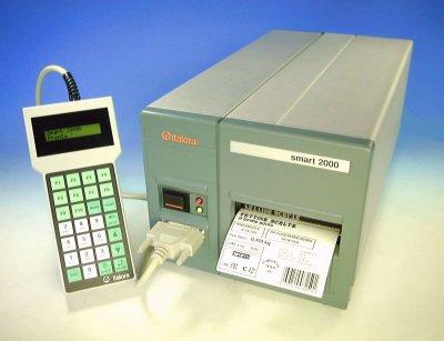 Printer model Smart 2000K TT