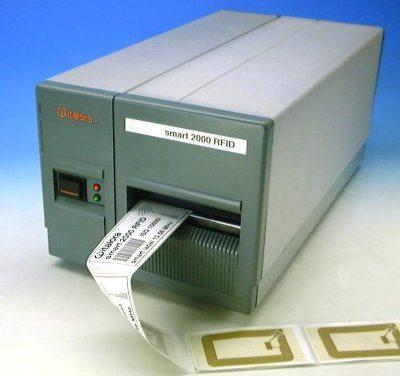 Printer model Smart 2000 RFID