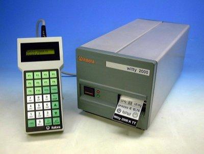 Printer model Witty 2000KA TT