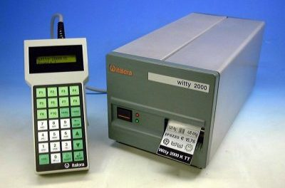Printer model Witty 2000K TT