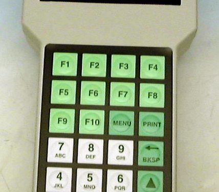 Tastiera portatile Keypad